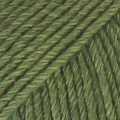 DROPS Cotton Merino - color-11-verde-bosque