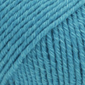 DROPS Cotton Merino - color-24-turquesa