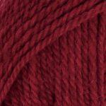 DROPS Alaska. - rojo-oscuro-uni-colour-11