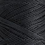 Perlé Rubi - negro