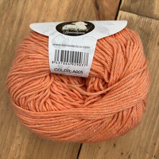 Algodón Just Cotton Lanas Alpaca - a005-nectar