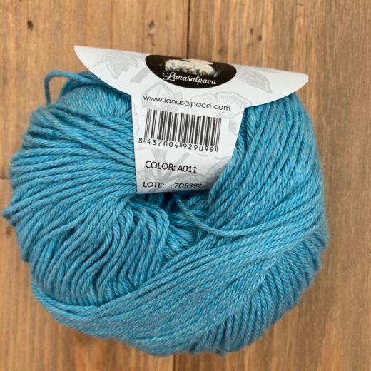 Algodón Just Cotton Lanas Alpaca - a011-royal