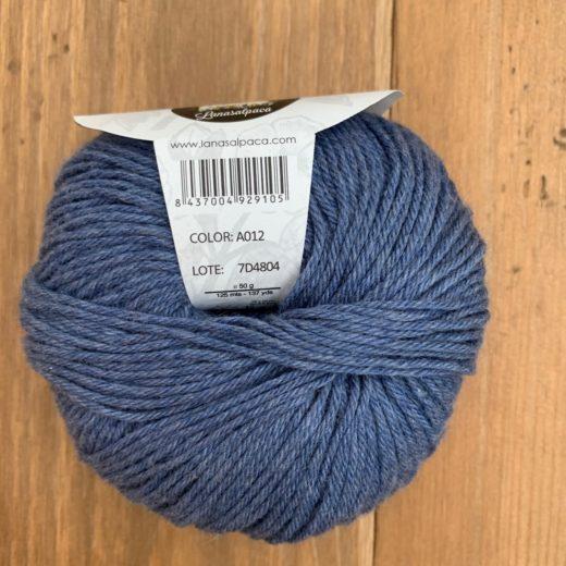 Algodón Just Cotton Lanas Alpaca - a012-demin