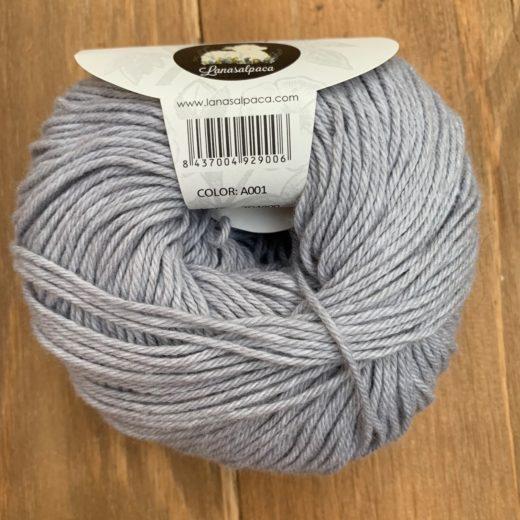 Algodón Just Cotton Lanas Alpaca - a001-moon