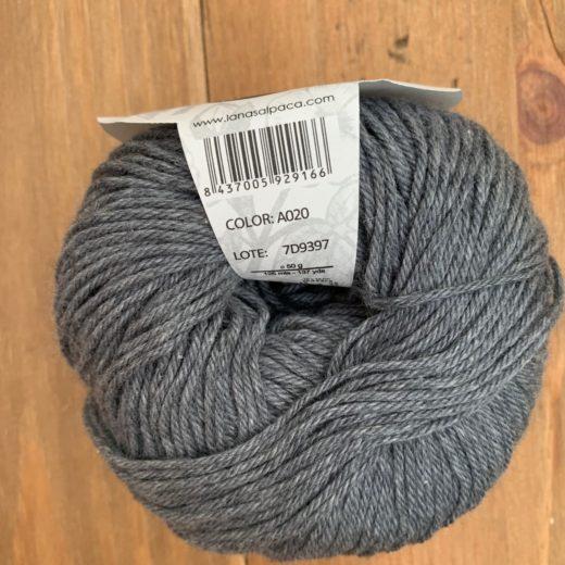Algodón Just Cotton Lanas Alpaca - a020-grafitto