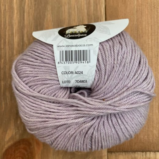 Algodón Just Cotton Lanas Alpaca - a024-frutos