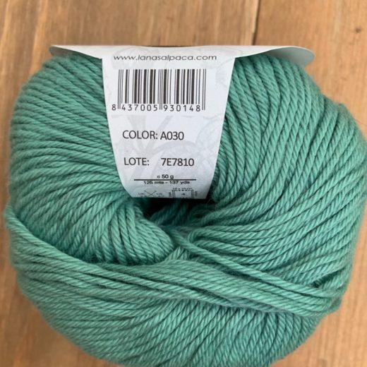 Algodón Just Cotton Lanas Alpaca - a030-esmeralda