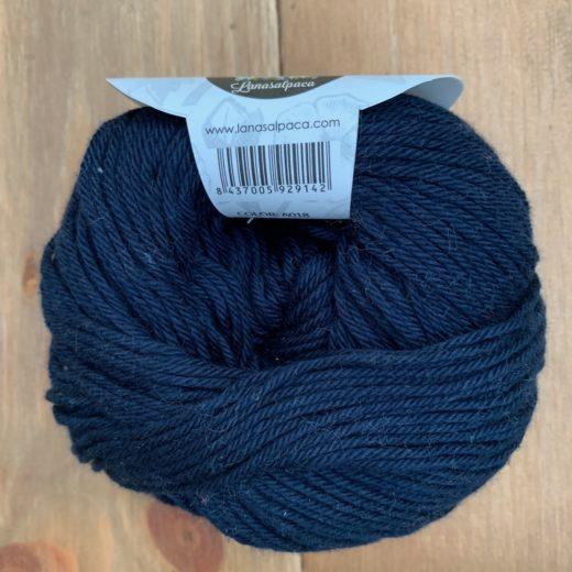 Algodón Just Cotton Lanas Alpaca - a018-marino