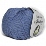 Algodón Just Cotton Lanas Alpaca - a012-azul-denim