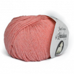 Algodón Just Cotton Lanas Alpaca - a009-coral