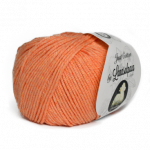 Algodón Just Cotton Lanas Alpaca - a005-naranja