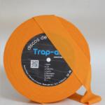 Discos Ligeros de tela - 05-calabaza