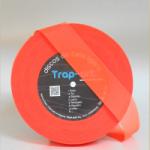 Discos Ligeros de tela - 06-naranja-fluor