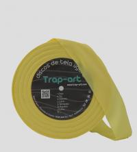 Discos Ligeros de tela - 19-amarillo-pastel