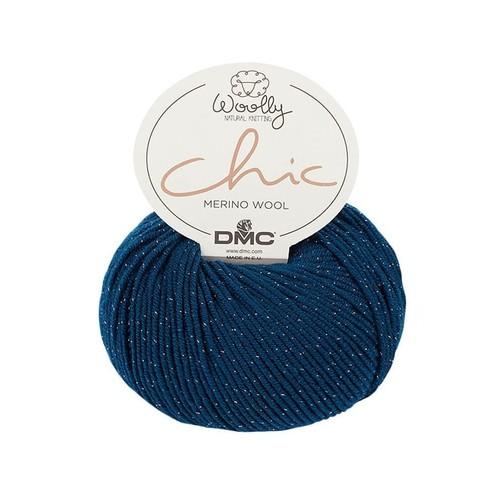 DMC CHIC - 079-azul-marino