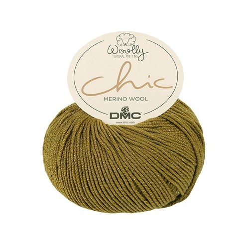 DMC CHIC - 085-verde-oliva