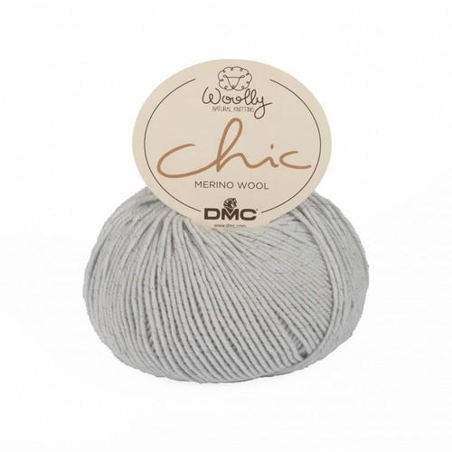 DMC CHIC - 121-gris-plata