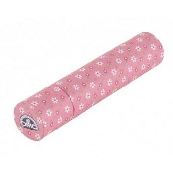 Guarda agujas de tricot DMC - rosa