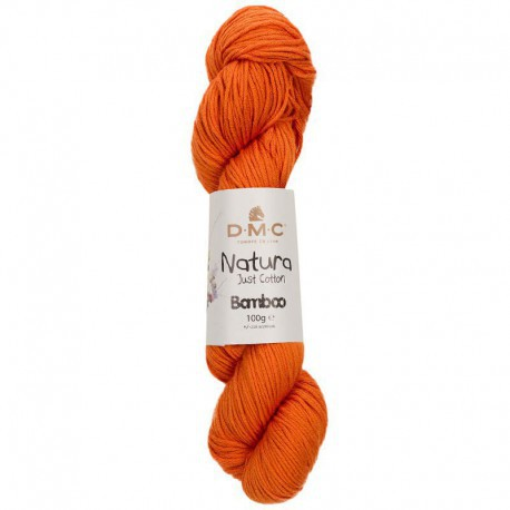Natura Just Cotton Bamboo - 619-naranja