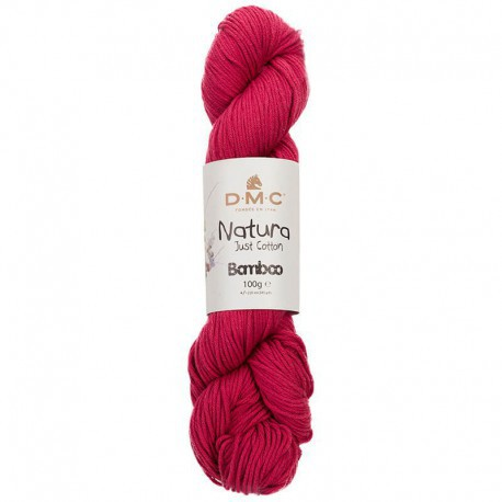 Natura Just Cotton Bamboo - 620-rosa-fucsia