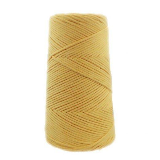 Conos de algodón peinado L (fino) - 1104-oro