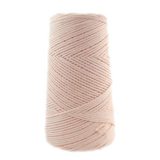 Conos de algodón peinado L (fino) - 1202-rosa-palo