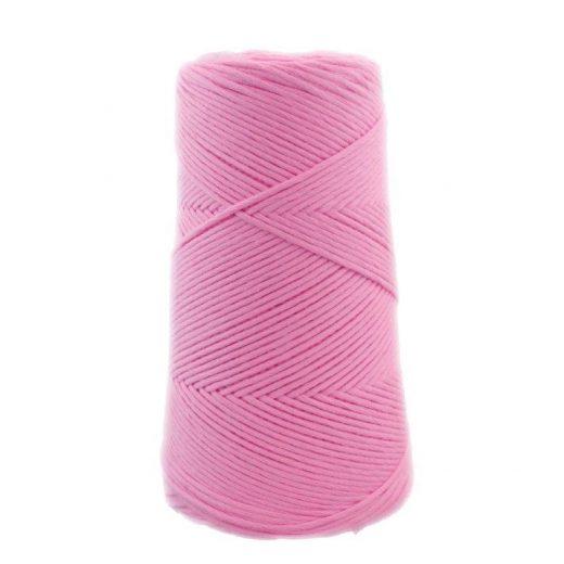 Conos de algodón peinado L (fino) - 1203-rosa-blush