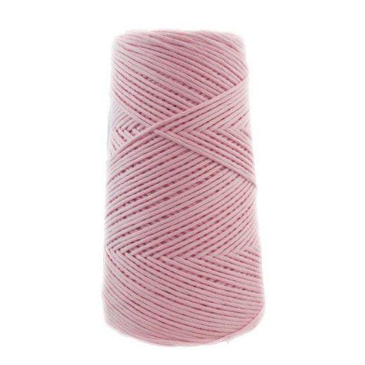 Conos de algodón peinado L (fino) - 1204-rosa-bebe