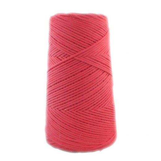 Conos de algodón peinado L (fino) - 1207-sandia