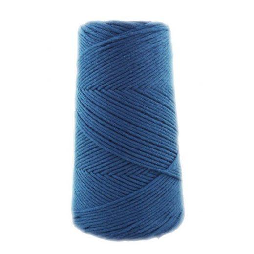 Conos de algodón peinado L (fino) - 1613-azul-jeans