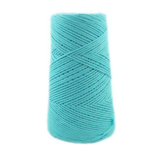 Conos de algodón peinado L (fino) - 1701-turquesa