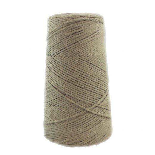 Conos de algodón peinado L (fino) - 1901-marron-camel