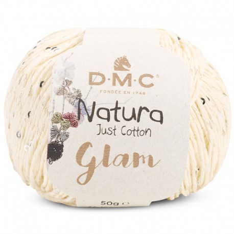 Natura Just Cotton Glam de DMC - 35-beig