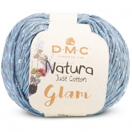 Natura Just Cotton Glam de DMC - 56-azul-jeans