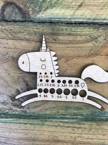 Calibradores de agujas molones - unicornio