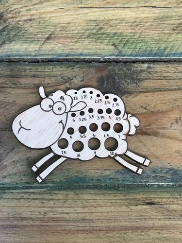 Calibradores de agujas molones - oveja