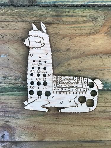 Calibradores de agujas molones - alpaca