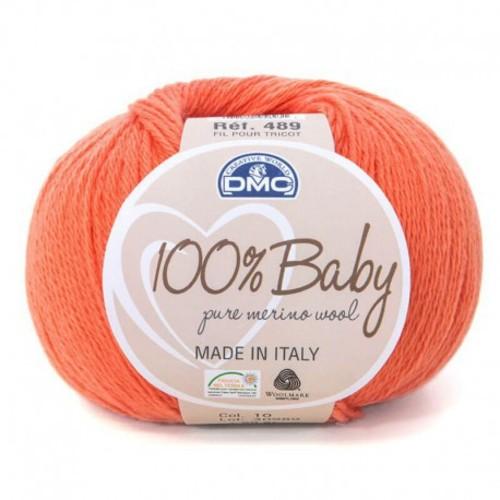 Baby Merino 100% DMC - 10