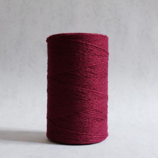 Veggie wool de Casasol - burdeos