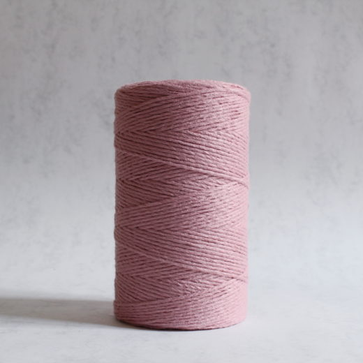 Veggie wool de Casasol - rosa-palo
