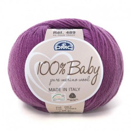 Baby Merino 100% DMC - 62