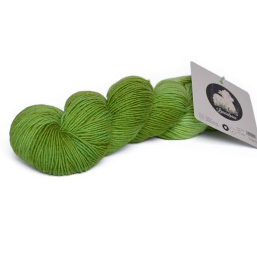 MERINO SUPERWASH LANAS ALPACA - 1504-menta