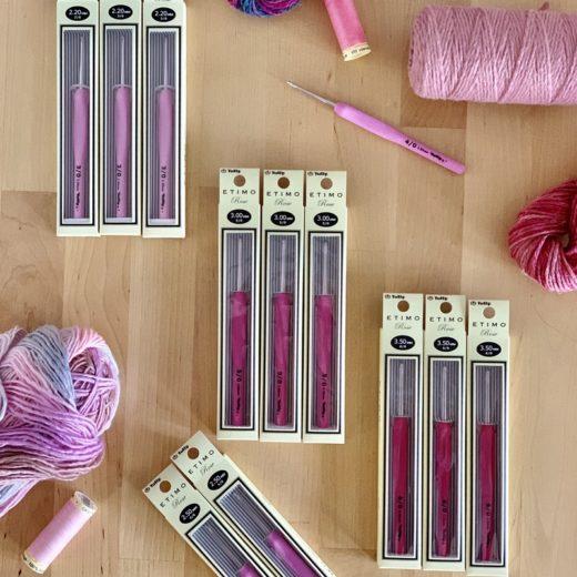Agujas de Crochet Tulip - 2