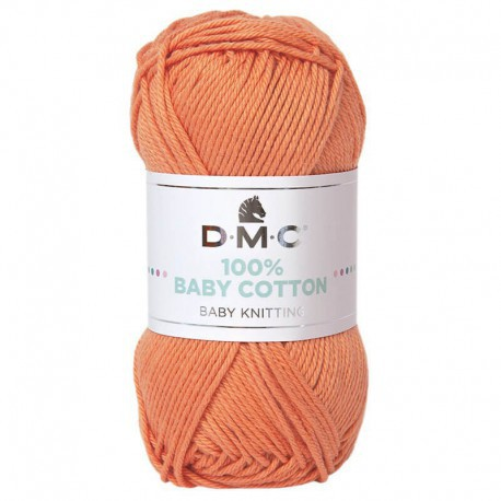 100% Baby Cotton de DMC - 753