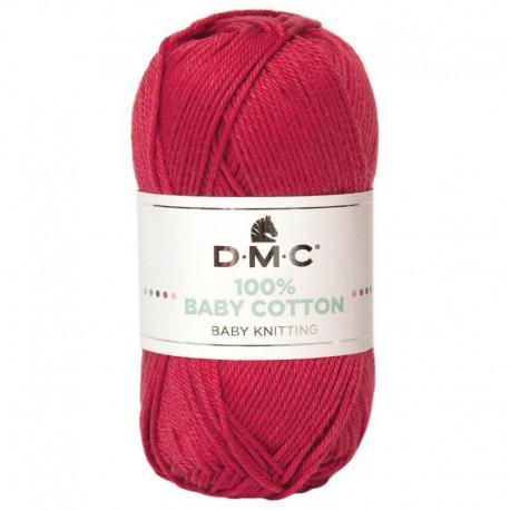 100% Baby Cotton de DMC - 754