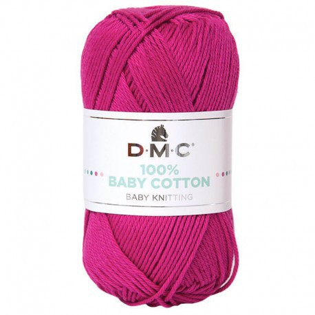 100% Baby Cotton de DMC - 755