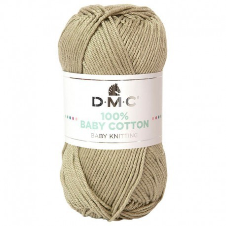 100% Baby Cotton de DMC - 772