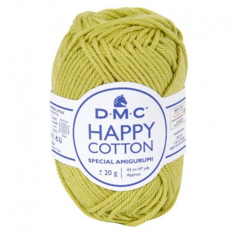 Happy cotton de DMC - 752