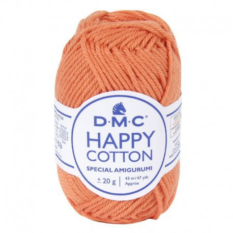 Happy cotton de DMC - 753