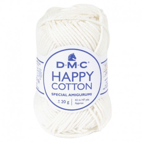 Happy cotton de DMC - 761